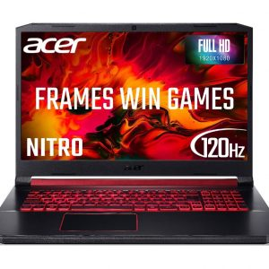 """ACER Nitro 5 AN517 17.3"""" Gaming Laptop - Intel®Core™ i7, RTX 2060, 256 GB SSD"""