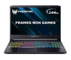 "ACER Predator Triton 300 15.6"" Gaming Laptop - Intel® Core¿ i7, RTX 2070, 1 TB SSD"