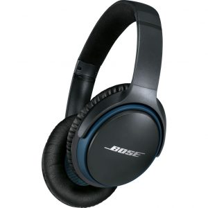 BOSE SoundLink II Wireless Bluetooth Headphones ? Black, Black