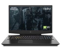 "HP OMEN 17.3"" Gaming Laptop - Intel® Core¿ i7, RTX 2080 Super, 1 TB HDD & 512 GB SSD"