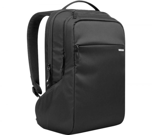 "INCASE ICON Slim 16"" Laptop Backpack - Black, Black"