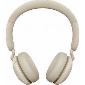 JABRA Elite 45h Wireless Bluetooth Headphones - Gold Beige, Gold