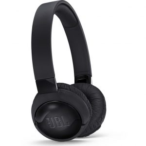 JBL Tune 600BTNC Wireless Bluetooth Noise-Cancelling Headphones - Black, Black
