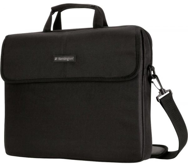 "KENSINGTON Classic Sleeve SP10 15.6"" Laptop Case - Black, Black"