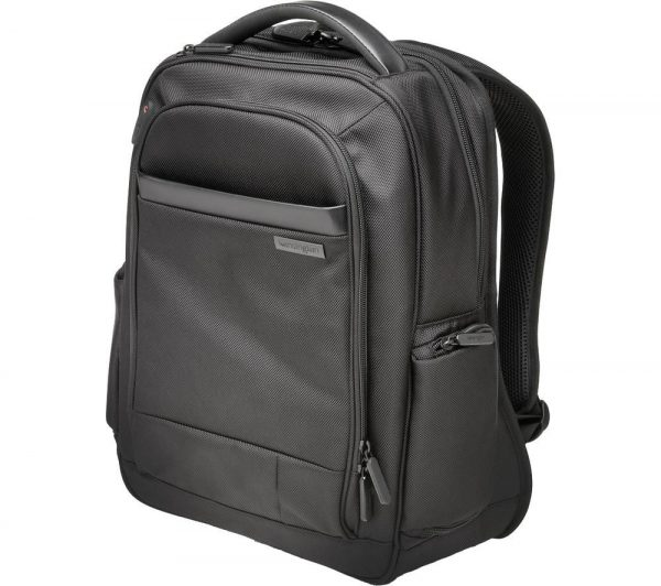 "KENSINGTON Contour 2.0 Executive 14"" Laptop Backpack - Black, Black"