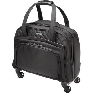 "KENSINGTON Contour 2.0 Executive Balance 15.6"" Laptop Case - Black, Black"