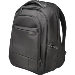 "KENSINGTON Contour 2.0 Pro 17"" Laptop Backpack - Black, Black"