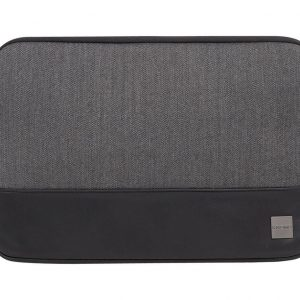 "KNOMO Herringbone 13"" Laptop Sleeve - Grey, Grey"
