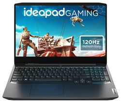 "LENOVO Series 3 15.6"" Gaming Laptop - Intel® Core™ i5, GTX 1650 Ti, 256 GB SSD"