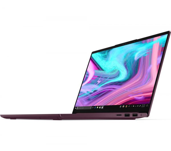 "LENOVO Yoga Slim 7 14"" Laptop - Intel®Core™ i7, 512 GB SSD, Orchid, Orchid"