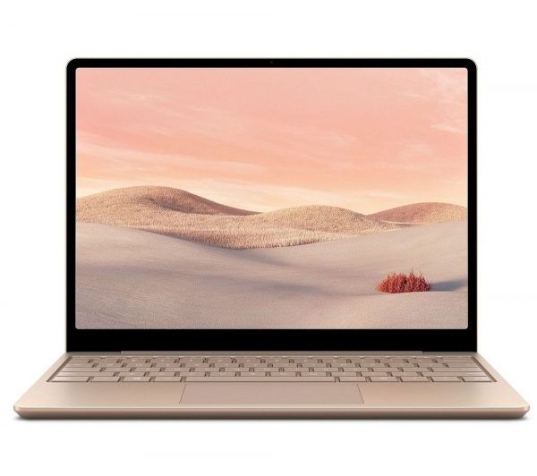 "MICROSOFT 12.5"" Surface Laptop Go - Intel®Core™ i5, 256 GB SSD, Sandstone"