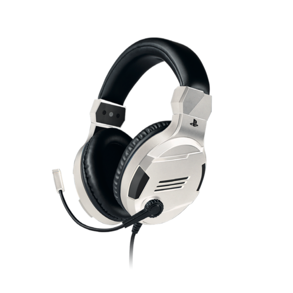 Official Licensed White Stereo Gaming Headset for PS4