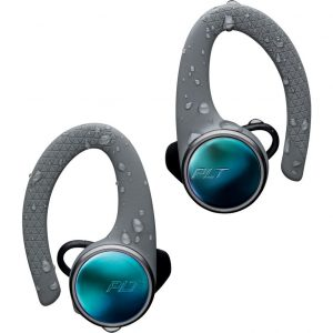 PLANTRONICS BackBeat FIT 3100 Wireless Bluetooth Headphones - Grey, Grey