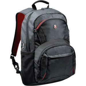 PORT DESIGNS Houston Laptop Backpack - Black, Black