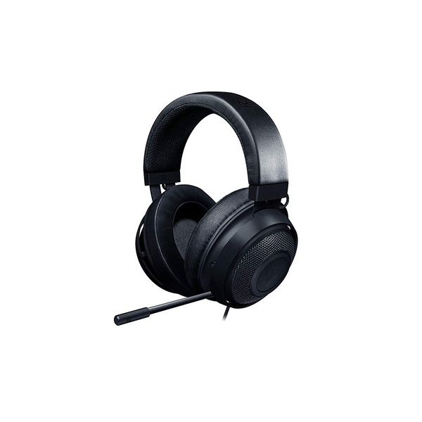 Razer Kraken - Gaming Headset with Cooling Gel Earpads for Ambitious Gamers Black
