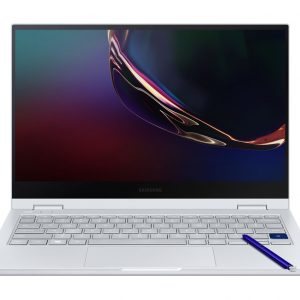 "SAMSUNG Galaxy Book Flex 13.3"" 2 in 1 Laptop - Intel®Core™ i5, 512 GB SSD, Silver, Silver"