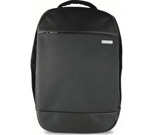 "SANDSTROM S16PBP17 15.6"" Laptop Backpack - Black, Black"