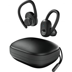 SKULLCANDY TW Push Ultra Wireless Bluetooth Sports Earphones - Black, Black