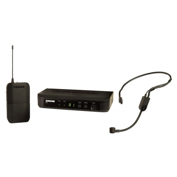 Shure BLX14UK/P31-K3E Wireless Headset System with PGA31