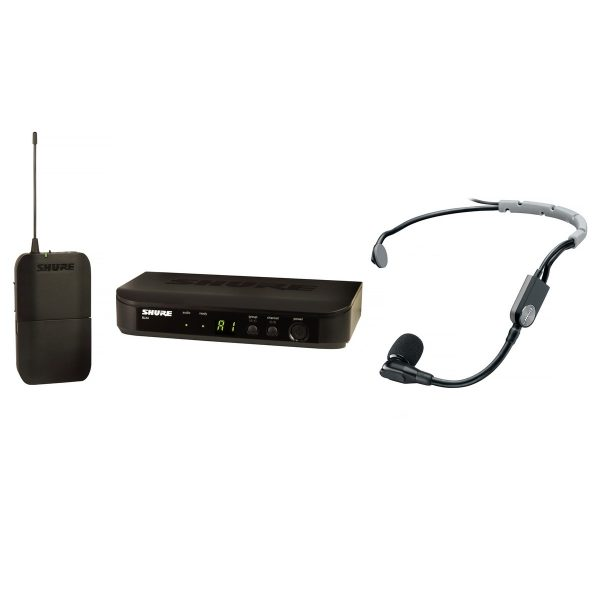 Shure BLX14UK/SM35-K3E Wireless Headset System with SM35