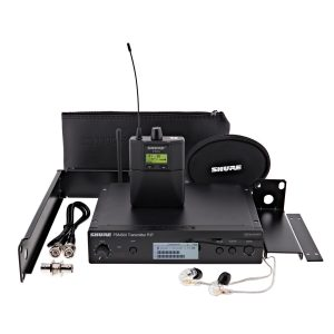 Shure PSM300-K3E Premium Wireless Monitor System with SE215 Earphones