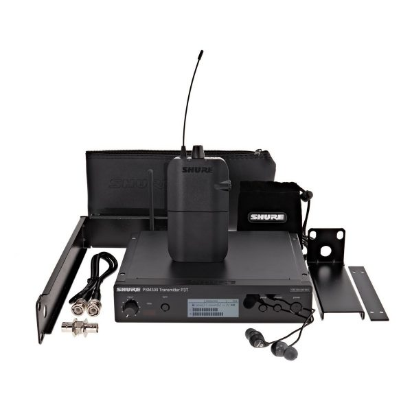 Shure PSM300-S8 Wireless Monitor System with SE112 Earphones