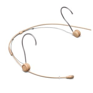 Shure Twinplex TH53T/O-MTQG Headset Microphone Tan