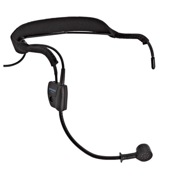 Shure WH20 Headset Microphone With XLR Cable
