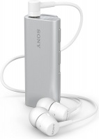 Sony SBH56 Bluetooth Headset with Speaker Silver