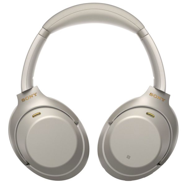 Sony WH1000XM3S Wireless Noise Cancelling Headphones, Silver
