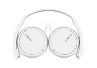 Sony ZX110NA OnEar Headphones White