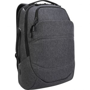 """TARGUS Groove X2 Max 15"""" Laptop Backpack - Charcoal, Charcoal"""