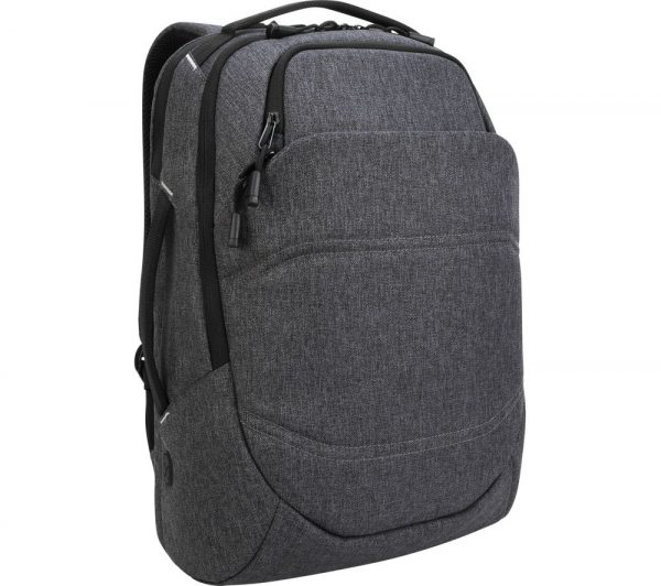 "TARGUS Groove X2 Max 15"" Laptop Backpack - Charcoal, Charcoal"