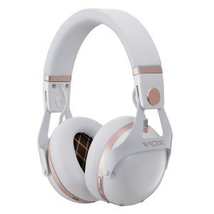 Vox Silent Session Smart Noise Cancelling Headphones White