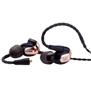 Westone W60 Six Driver High Performance Earphones with built-in mic and removab