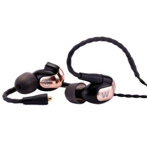 Westone W60 Six Driver High Performance Earphones with built-in mic and removable cable