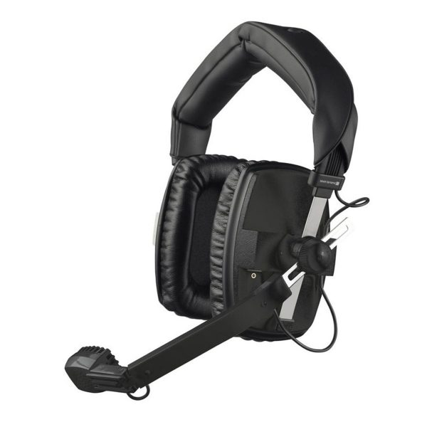 beyerdynamic DT 109 Headset in Black 50 Ohms