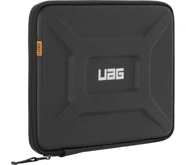 "UAG Rugged 13"" Laptop Sleeve - Black, Black"