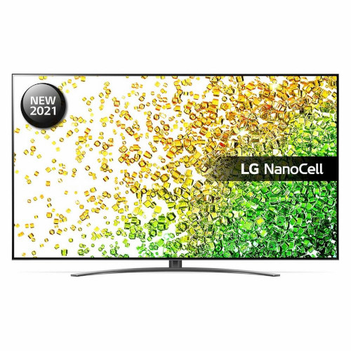 LG 75NANO866PA 75 inch 4K UHD HDR NanoCell LED Smart TV with Freeview Play 2021