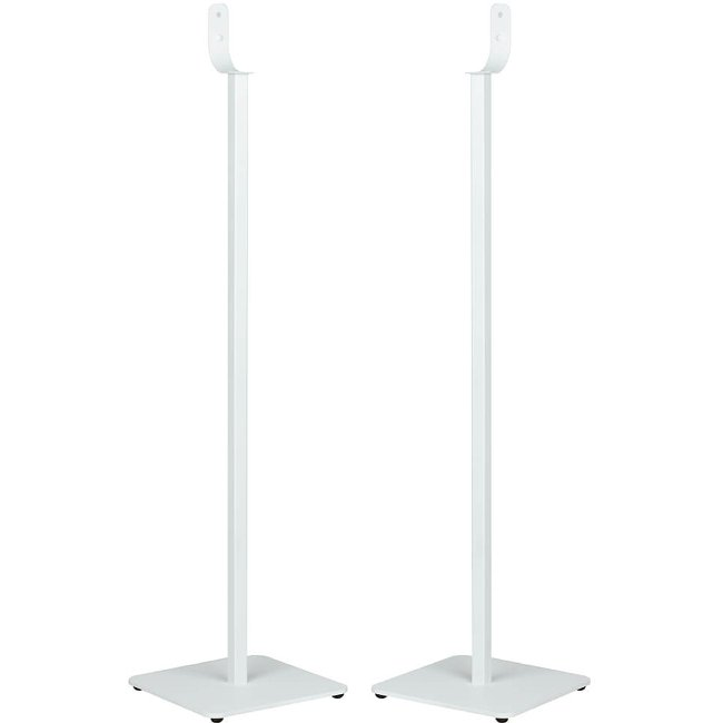 Monitor Audio Mass Stands for Mass Satellite Speakers in White