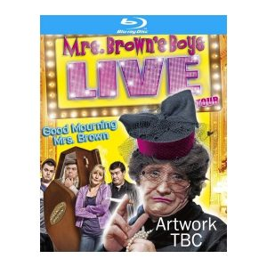Mrs Brown's Boys Live Tour Good Mourning Mrs Brown Blu-ray