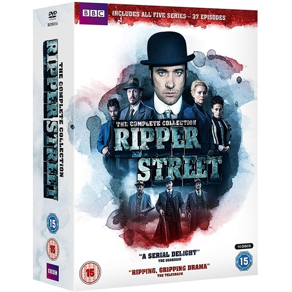 Ripper Street – The Complete Collection DVD