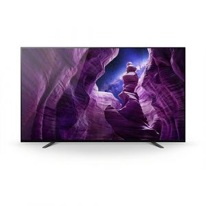 Sony KD65A8BU BRAVIA 65 Inch OLED 4K Ultra HD HDR Smart Android TV 2020 Model