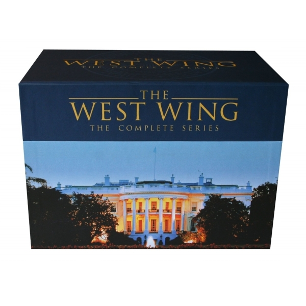 The West Wing – Complete Season 1-7 DVD