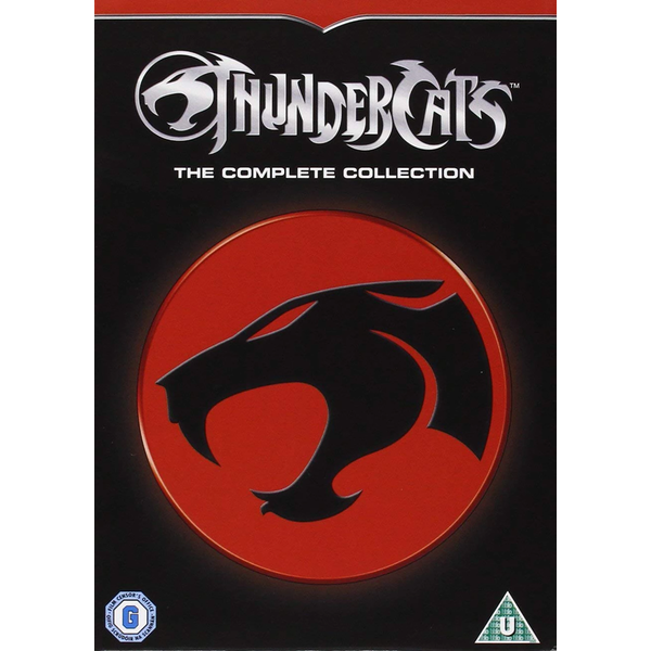 Thundercats – Complete Series 1-2 DVD