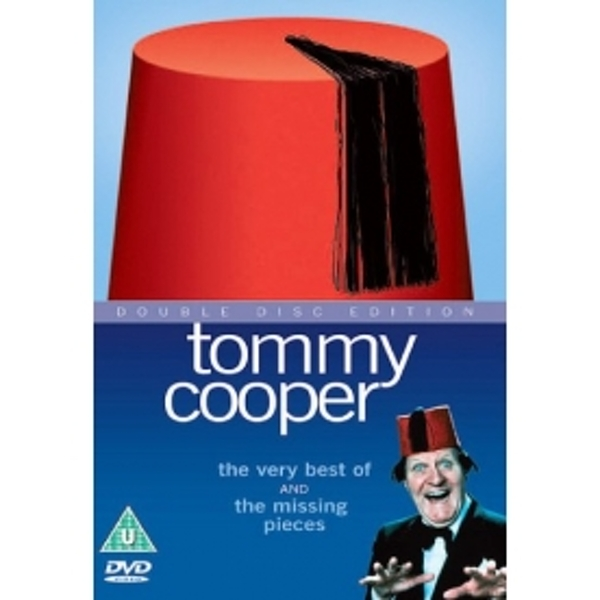 Tommy Cooper – The Very Best Of and The Missing Pieces DVD