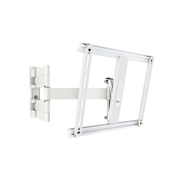 Vogels THIN 445 ExtraThin Full Motion TV Wall Mount for 26 to 55 Inch TVs White