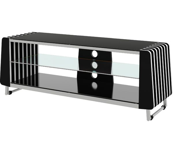AVF Groove 1250 mm TV Stand with 4 Colour Settings