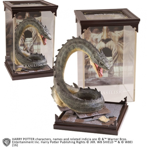Basilisk (Harry Potter) Magical Creatures Noble Collection