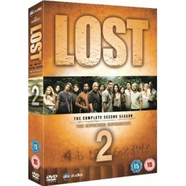 Lost – Complete Series 2 DVD
